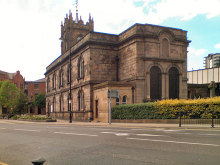 Manchester, Church of the Sacred Trinity, Lancashire © David Dixon